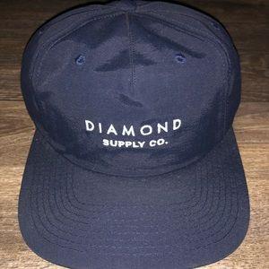 Diamond Supply Co. Strapback